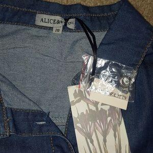 Alice & You Jeans - 🔥🔥🔥Sale Today 4/10🔥🔥🔥Denim romper
